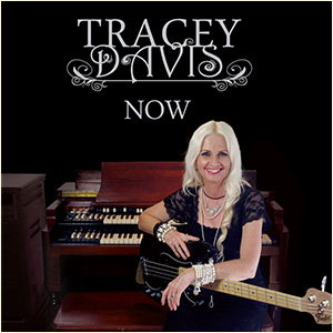 Tracey Davis NOW CD